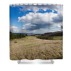 Badraer Schweiz, Kyffhaeuser Shower Curtain