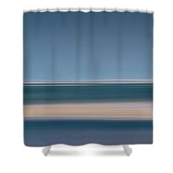 Barnstable Harbor Shower Curtain