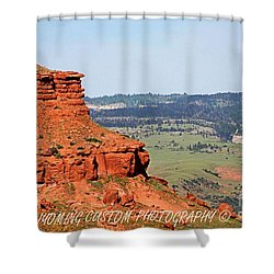 Barnum Slope Shower Curtain