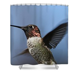 Bejeweled Shower Curtain