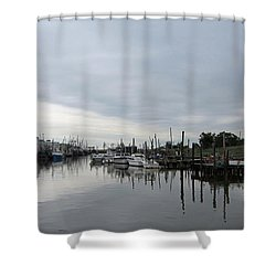 Belford, Nj Shower Curtain
