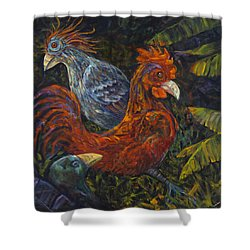 Birditudes Shower Curtain