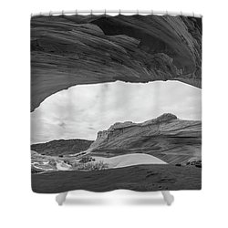 Shower Curtain featuring the photograph Boundless by Dustin  LeFevre