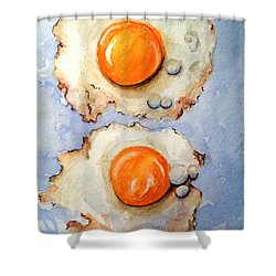 Breakfast Is Ready #2 Shower Curtain