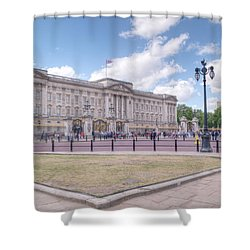 Buckingham Palace Shower Curtain