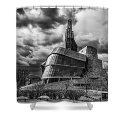 Canadian Museum For Human Rights Shower Curtain