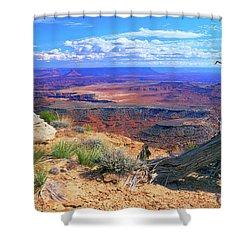 Canyonlands Shower Curtain
