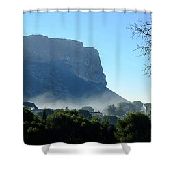 Cap Canaille Cassis Shower Curtain