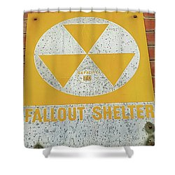 Shower Curtain featuring the photograph Capacity 70 by Bruce Carpenter