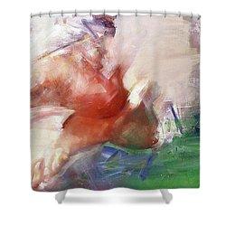 Carla's Dream Shower Curtain