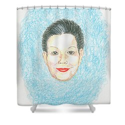Catherine The Great Shower Curtain