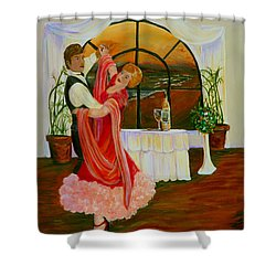 Celebration Shower Curtain