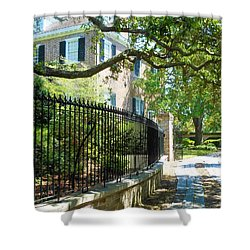 Charming Charleston Shower Curtain