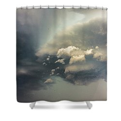 Another Stellar Storm Chasing Day 019 Shower Curtain