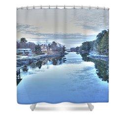 Chauncy Creek Shower Curtain