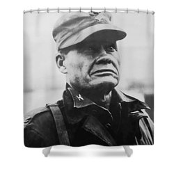 Chesty Puller Shower Curtain