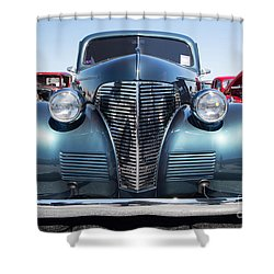Classic 1939 Chevrolet Shower Curtain