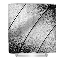Shower Curtain featuring the photograph Closeup Macro Photos Of Textures And Pattern For Background As A by Jingjits Photography