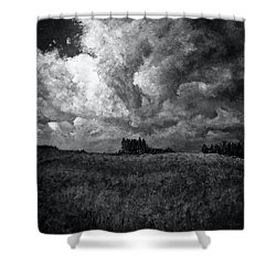 Cloudscape 1 Shower Curtain