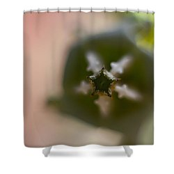 Crown Flower Shower Curtain