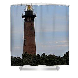 Curritucks Light Shower Curtain