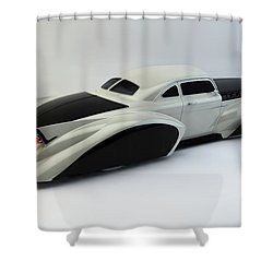 Shower Curtain featuring the photograph Custom  Lead Sled by Louis Ferreira