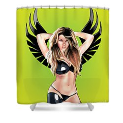 Dana Shower Curtain