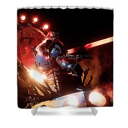 Dave Grohl - Foo Fighters Shower Curtain