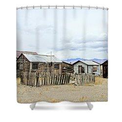 Desert Visions Shower Curtain