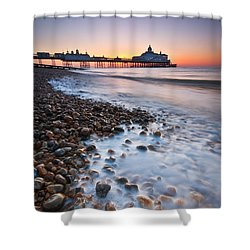 Eastbourne Sunrise Shower Curtain