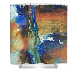 Electric And Warm Shower Curtain