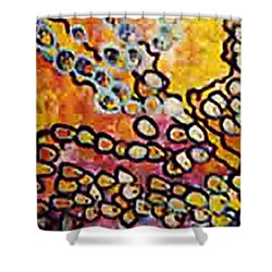 Embryos Shower Curtain