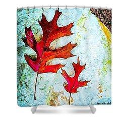 Feels Like Spring, Looks Like #fall Shower Curtain