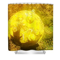 Fire Hydrant #4 Shower Curtain