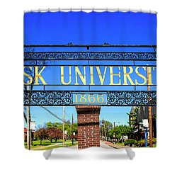 Fisk University Nashville Shower Curtain