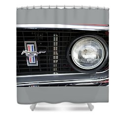 Ford Mustang   Shower Curtain
