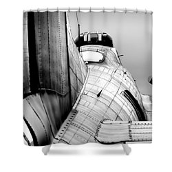Fortress Of Steel Shower Curtain
