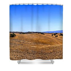 Foxen Canyon California Shower Curtain