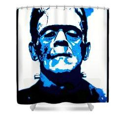 Frankenstein Monster Shower Curtains