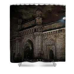 Gate Way Of India Shower Curtain