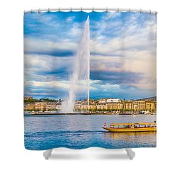 Geneva Shower Curtain