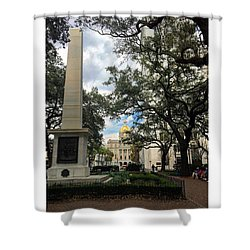 Historic Savannah Shower Curtain