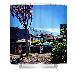 Ghirardelli Square Shower Curtain