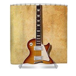 Gibson Les Paul Since 1952 Shower Curtain