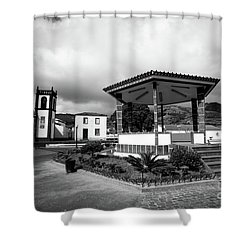Ginetes - Azores Islands Shower Curtain by Gaspar Avila
