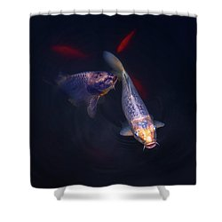 Good Luck Charms Shower Curtain