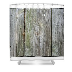 Grain Shower Curtain