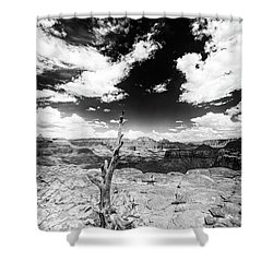 Grand Canyon Landscape Shower Curtain