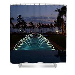Grand Wailea Resort Shower Curtain