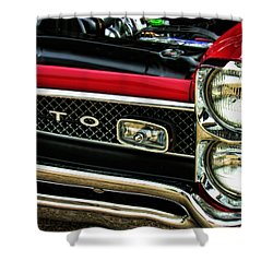 Gto 2 Shower Curtain